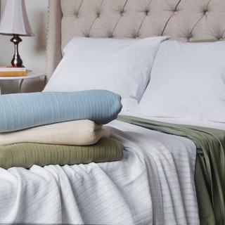 Dorchester Luxury Cotton Blanket