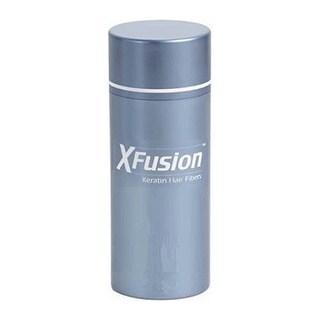 XFusion Light Brown Hair Building Fibers