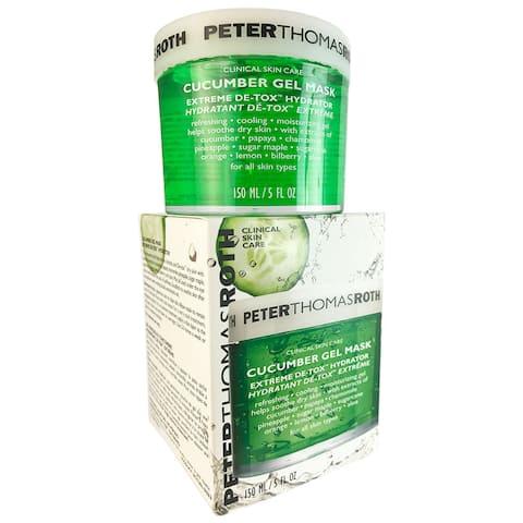 Peter Thomas Ross 5-ounce Cucumber Gel Mask
