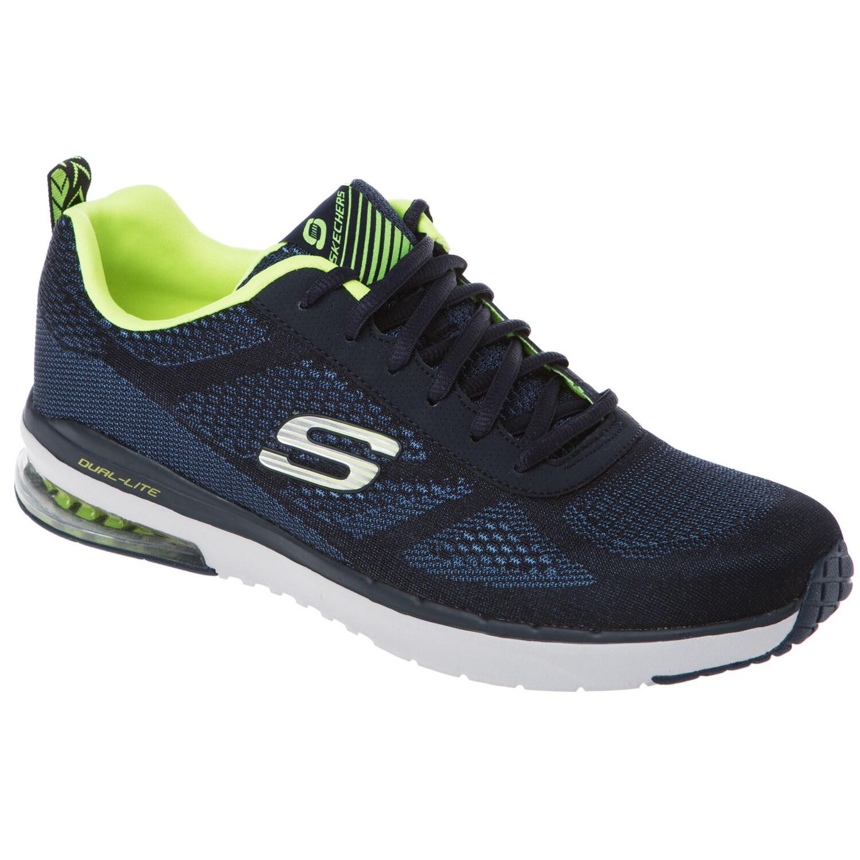 Química No se mueve ir al trabajo  Skechers USA 51480 Skech-Air Engineered Mesh Upper Gel-infused Memory Foam  Footbed Endur-lite Cushioned Heel Sneakers - Overstock - 10102683