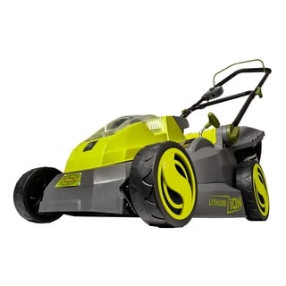 Sun Joe iON16LM-CT 40-Volt iONMAX Cordless Brushless Lawn Mower