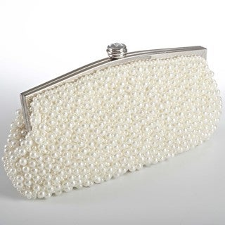 Pearl Design Evening Bag