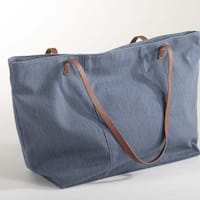 Classic Canvas Design Tote Bag