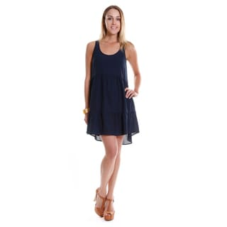 Hadari Women's Contemporary Swing Dress