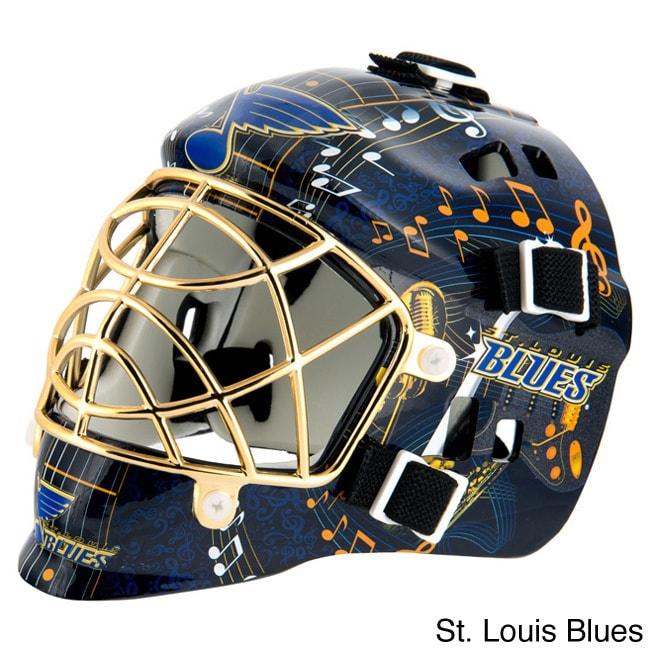 Franklin Sports NHL Mini Goalie Mask (NHL Montreal Canadi...