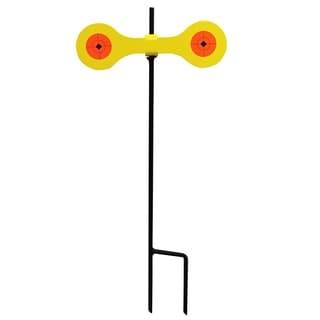 BC World of Targets .22 Rimfire Heli-Spin Sidewinder