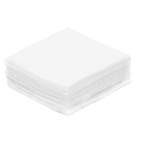 Birchwood Casey Patch 2 1/4-inch Square 9 mm/.38/.45 Cal (Pack of 500)