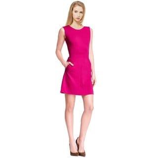 Diane Von Furstenberg Women&-39-s Pink Dhalia Carpeena Sleeveless ...