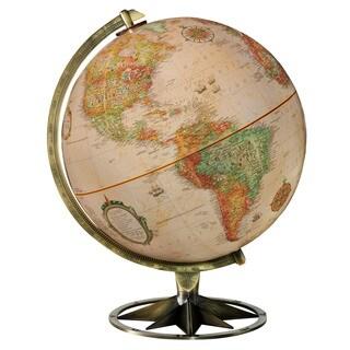 Compass Rose Desktop World Globe