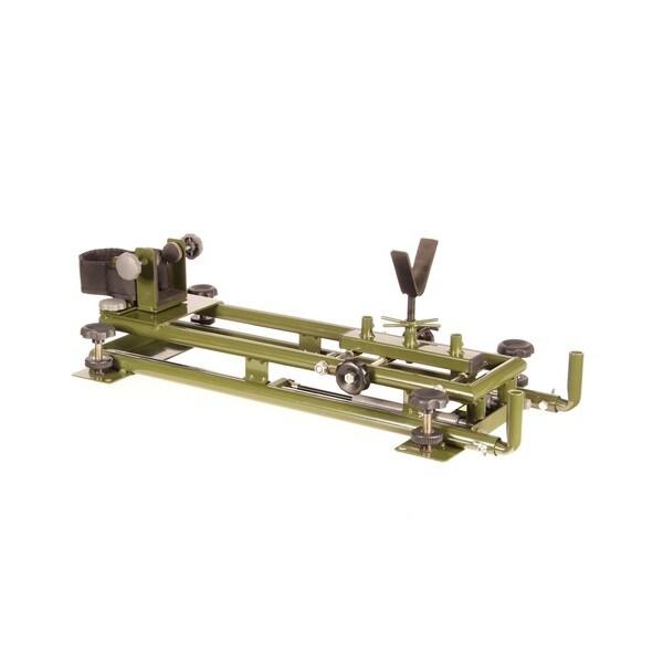 Hyskore Dual Damper Machine Rest