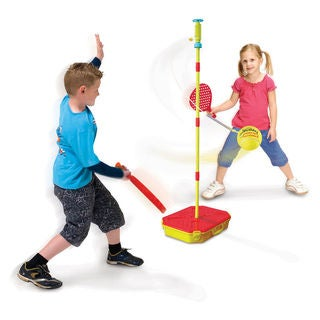 Link to Mookie Jr. Swingball Championship Outdoor Game Similar Items in Outdoor Play