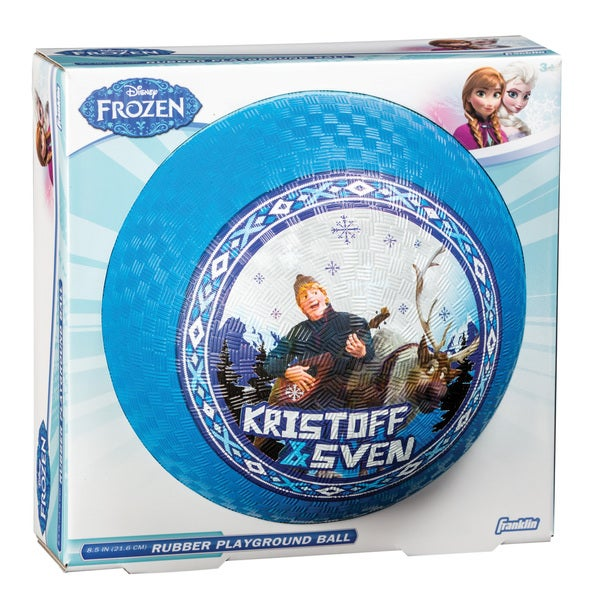 Disney's Frozen Kristoff and Sven 8.5-inch Playground Ball
