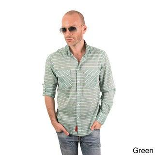 Elie Balleh Brand Men's 2015 Style Slim Fit Shirt Deals