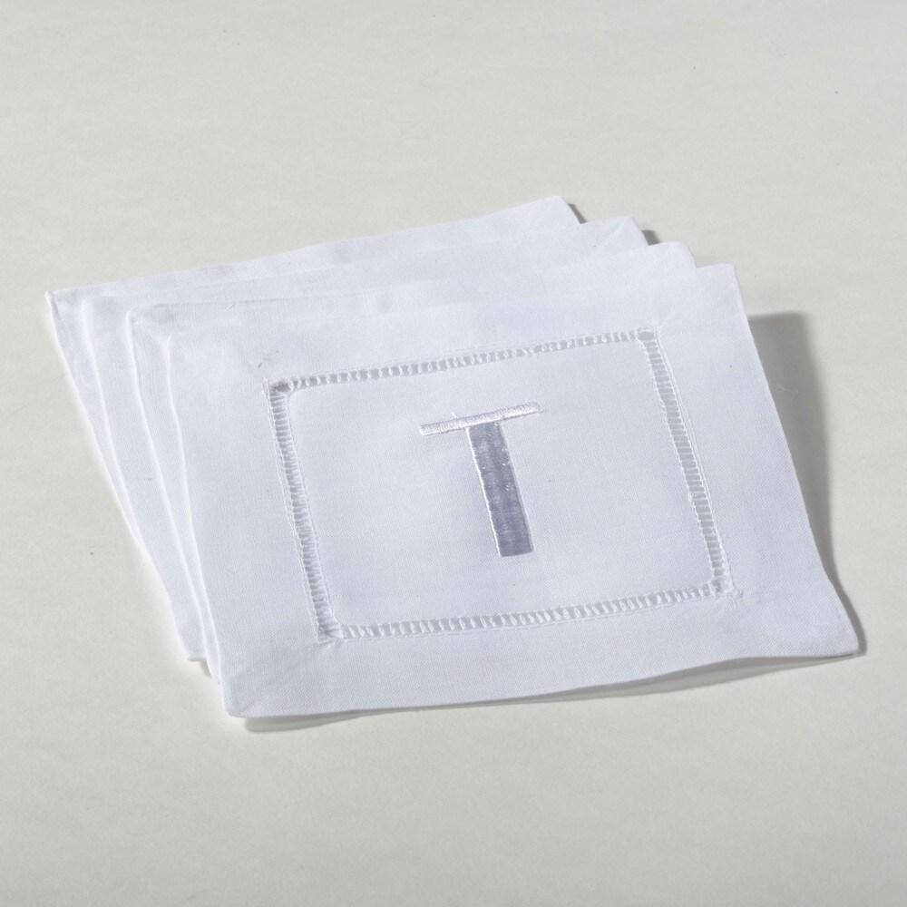 Shop Monogrammed Coaster (Set of 4) - Overstock - 10104608