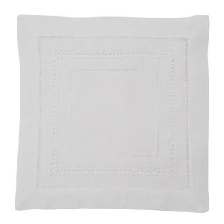 Linen Hemstitch Napkin - set of 4