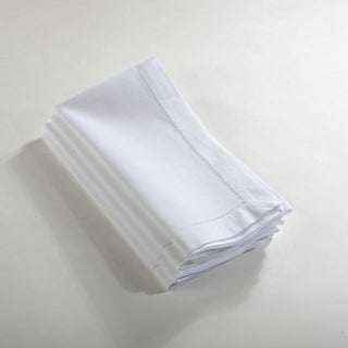 Hemstitch Napkin - set of 4 (More options available)