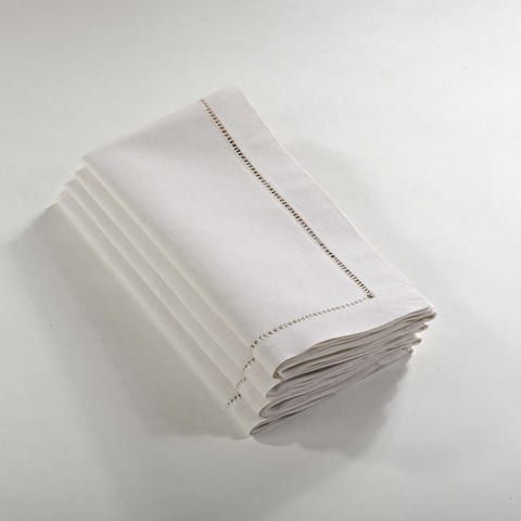 Hemstitched Dinner Napkin (Set of 4)