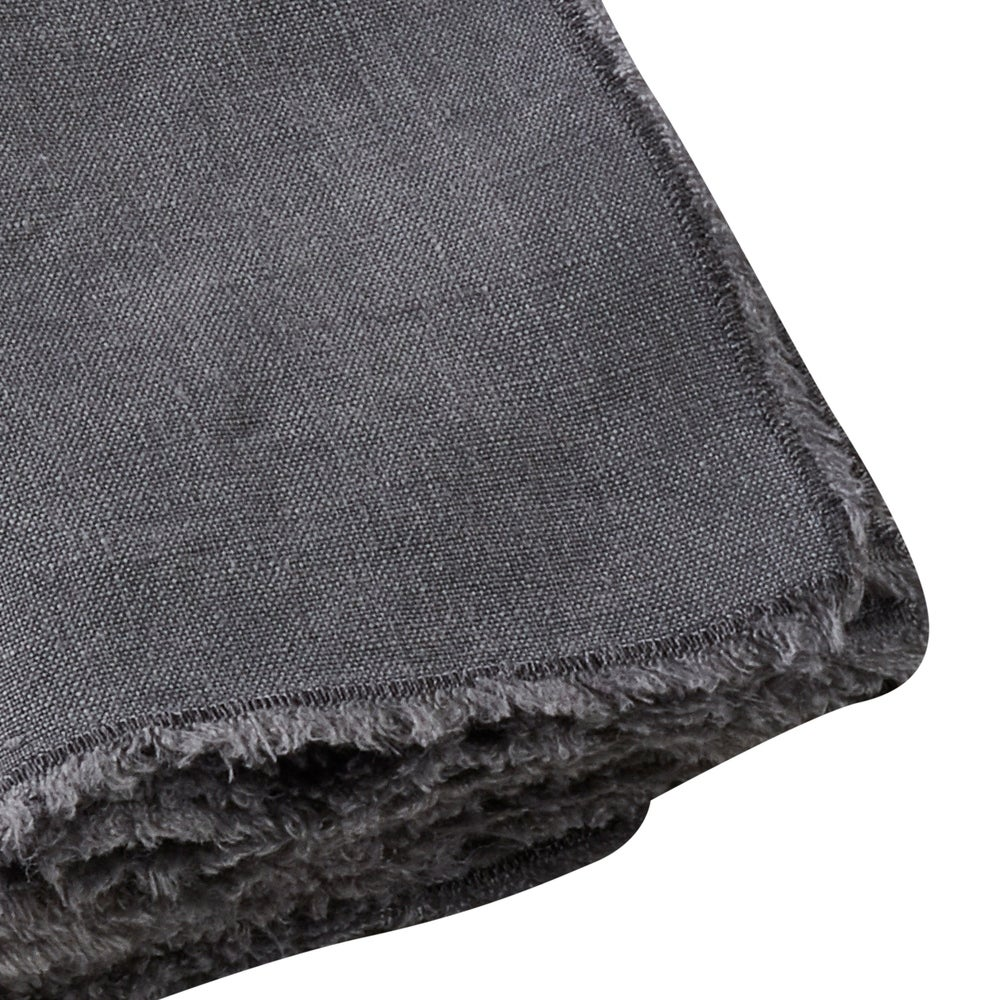 Shop Stone Washed Linen Table Napkins (Set of 4) - Overstock - 10104621
