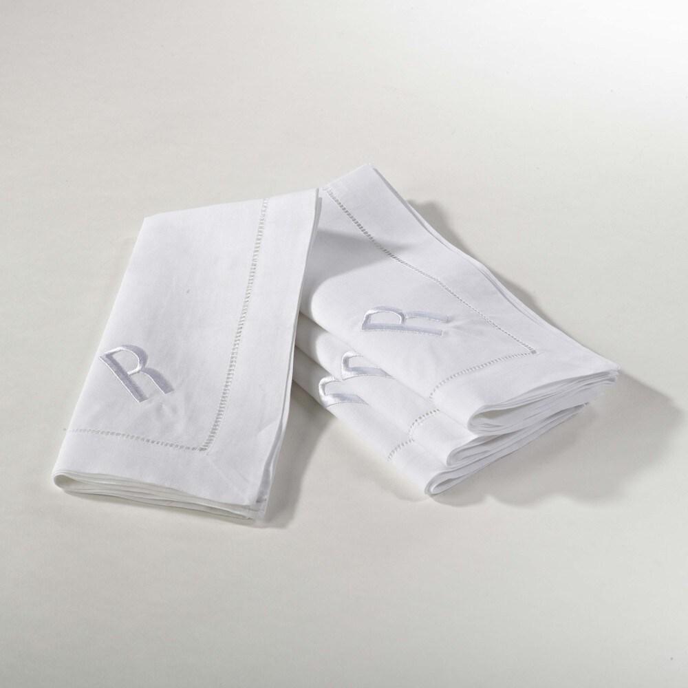 Shop Monogrammed Napkin - Set of 4 - 10104624