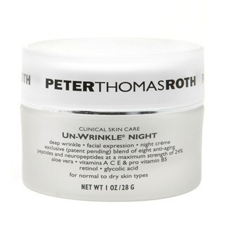 Peter Thomas Ross 1-ounce Un-Wrinkle Night Cream