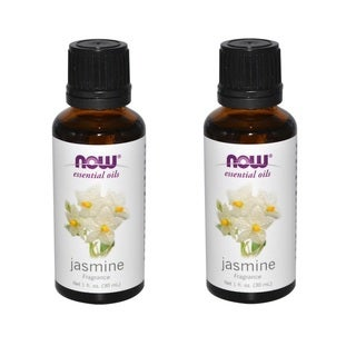 Link to Now Foods Jasmine 1-ounce Essential Oil (Pack of 2) Similar Items in Aromatherapy & Massage