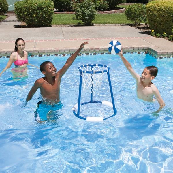 Poolmaster Pro Action Water Basketball Game