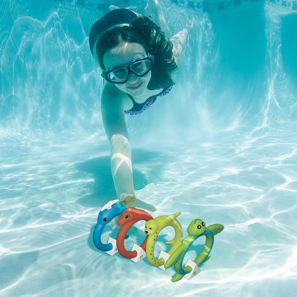 Poolmaster Soft Animal Dive Rings