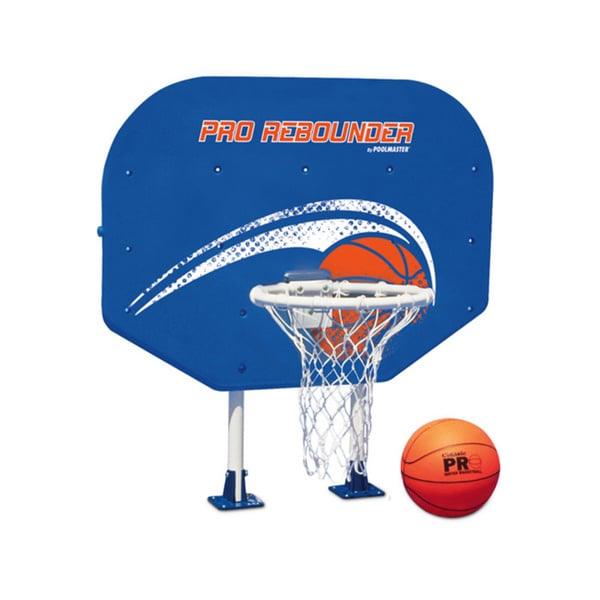 Shop Poolmaster Above Ground Poolside Basketball Game