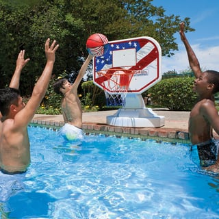 Poolmaster USA Competition Basketball Game|https://ak1.ostkcdn.com/images/products/10104901/P17245465.jpg?impolicy=medium