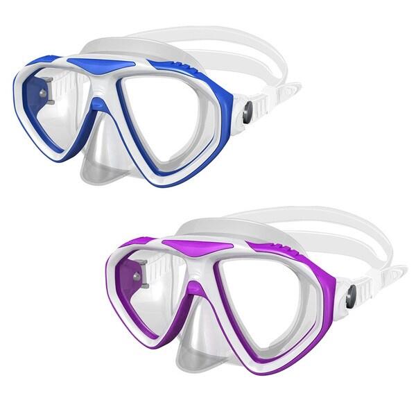 Poolmaster Monaco Deluxe Sport Swim Mask