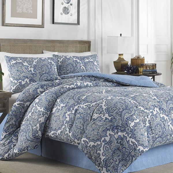 Tommy Bahama Fenders Bay 4-piece Comforter Set