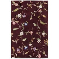 Rug Squared Beaumont Ruby Rug
