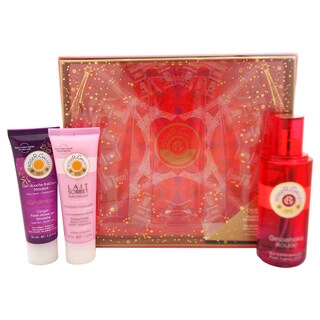 Roger & Gallet Gingembre Rouge Women's 3-piece Gift Set