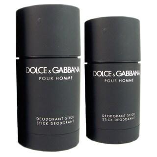 D&G Men's 2.4-ounce Deodorant Stick (Pack of 2)