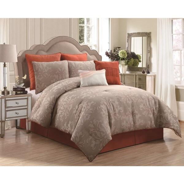 VCNY Roxbury 8-piece Comforter Set