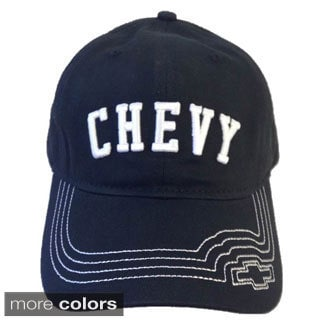 Chevy Block Adjustable Hat