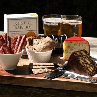 igourmet Snacks for your Beer