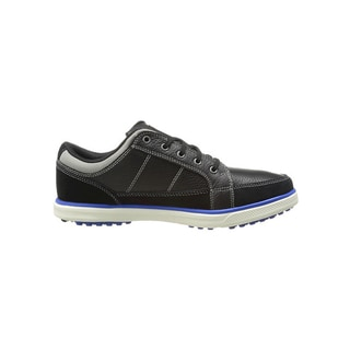 Callaway Men's Del Mar Sport 342-02 Spikeless Black/ black Noir/ Noir Golf Shoes