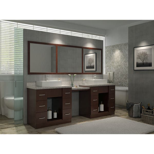 Roosevelt 97 Inch Double Sink