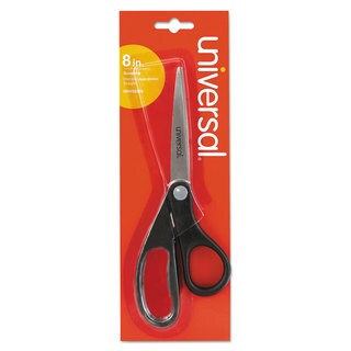 Universal Black Economy Scissors (Pack of 10)