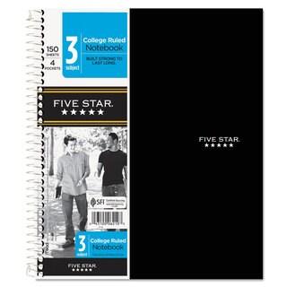 Five Star Wirebound Notebook