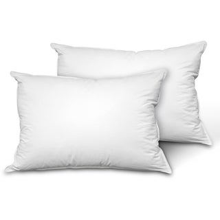 Hotel Laundry Never Goes Flat Jumbo Gel Pillow (Set of 2)