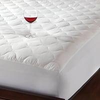 Hotel Laundry Triple Protection Waterproof Mattress Pad (Set of 2)
