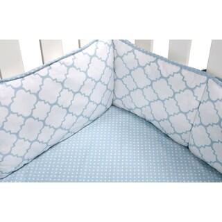 Trend Lab Blue Sky Crib Bumpers