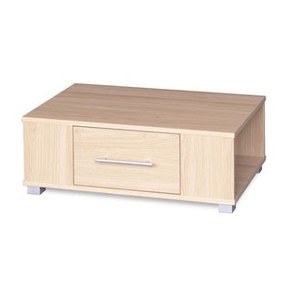 Sorento Oak Coffee Table with Drawer