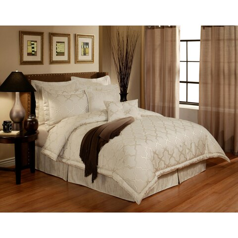 PCHF Glamour Pearl 6-piece Luxury Comforter Set