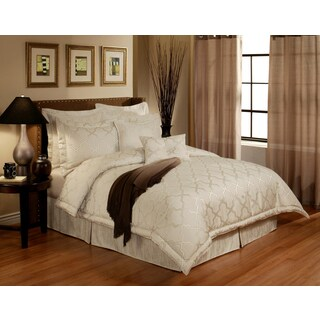 Austin Horn En' Vogue Glamour Pearl 6-piece Luxury Comforter Set