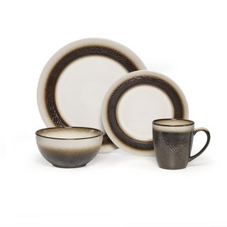 Pfaltzgraff Eclipse Bronze Dinnerware 16-piece Set