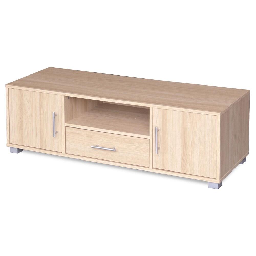 Sorento Entertainment Cabinet Oak 2 Doors 1 Drawer Ebay # Muebles Sorento