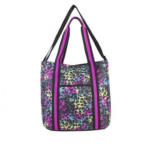 Eastsport Cheetah Laptop Tote